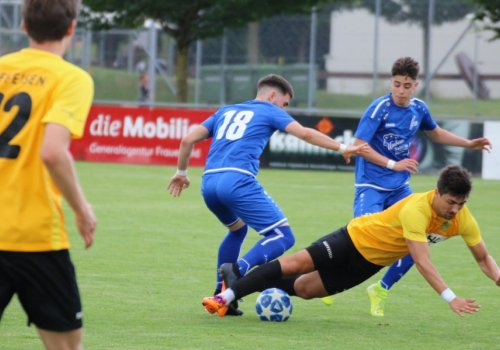 Derbyniederlage gegen den SC Aadorf