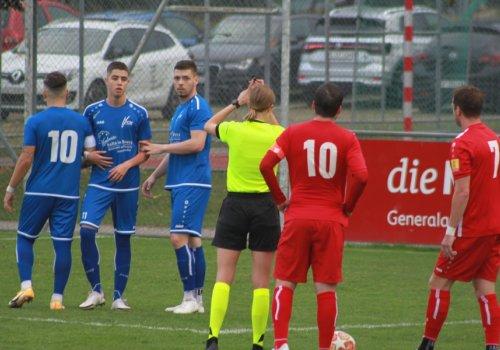 Endstation im Cup 1/16-Final