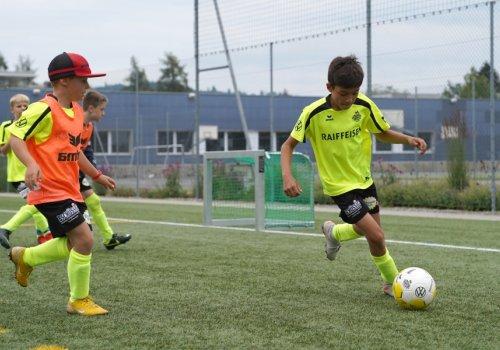 Raiffeisen Football Camp